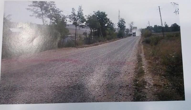 Strigăt de ajutor al locuitorilor unui sat din județul Botoșani! Le crapă casele! FOTO