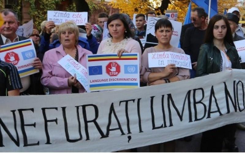 """Strigătul disperat al românilor din Cernăuți: """"Vă implorăm: nu ne lăsaţi singuri!"""""""