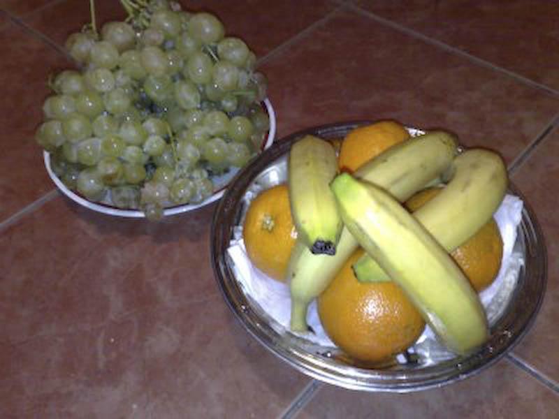 Strugurii, bananele si ardeii, cele mai contaminate cu pesticide cancerigene