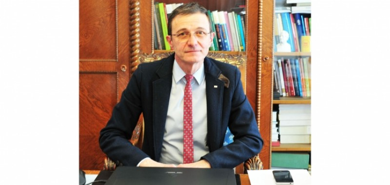 Sub semnul Unirii…, cu Academicianul Ioan-Aurel Pop