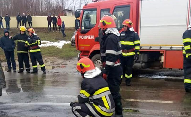 Subunitatea de Intervenție și Centru de Informare și Pregătire în Situații de Urgență de la Săveni va avea sediu nou
