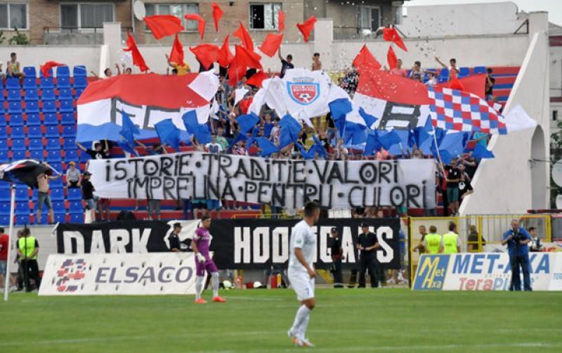 Suporterii revin pe stadion la Botoșani! FC Botoșani a anunțat că meciul cu FCSB se va juca cu spectatori