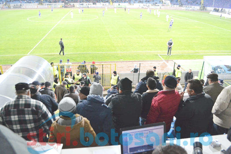 Suporterul botoşănean, între fericire şi necaz! O privire în lumea fanilor FC Botoşani. FOTO- VIDEO