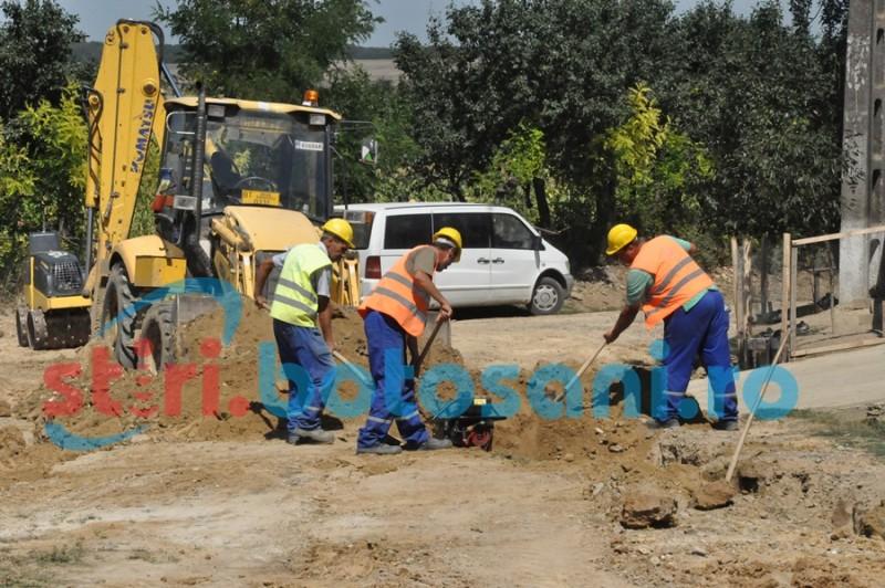 Suprapuneri de lucrări, conflicte din cauza fondurilor- proiectul Nova Apaserv înregistrează întârzieri în două aglomerări urbane