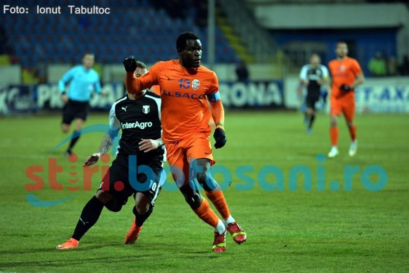 Suprize pregatite de FC Botosani! Tricouri cu jucatori importanti, scoase la vanzare de club!