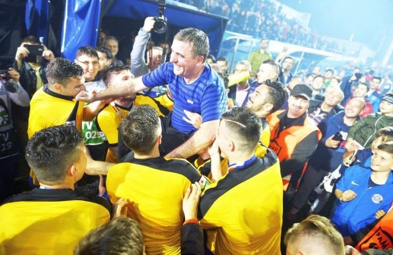 SURPRIZĂ! Decizie luată azi în ședința Comitetului Executiv: Supercupa României se va juca la Botoșani!