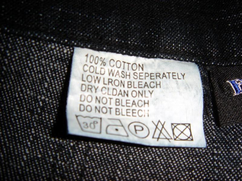 SURPRIZA din mai multe magazine de articole textile, din Botoşani: Una scrie pe etichetă, alta se vinde!