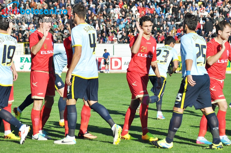 SURPRIZA! FC Botosani a injumatatit pretul biletelor pentru meciul cu Steaua!
