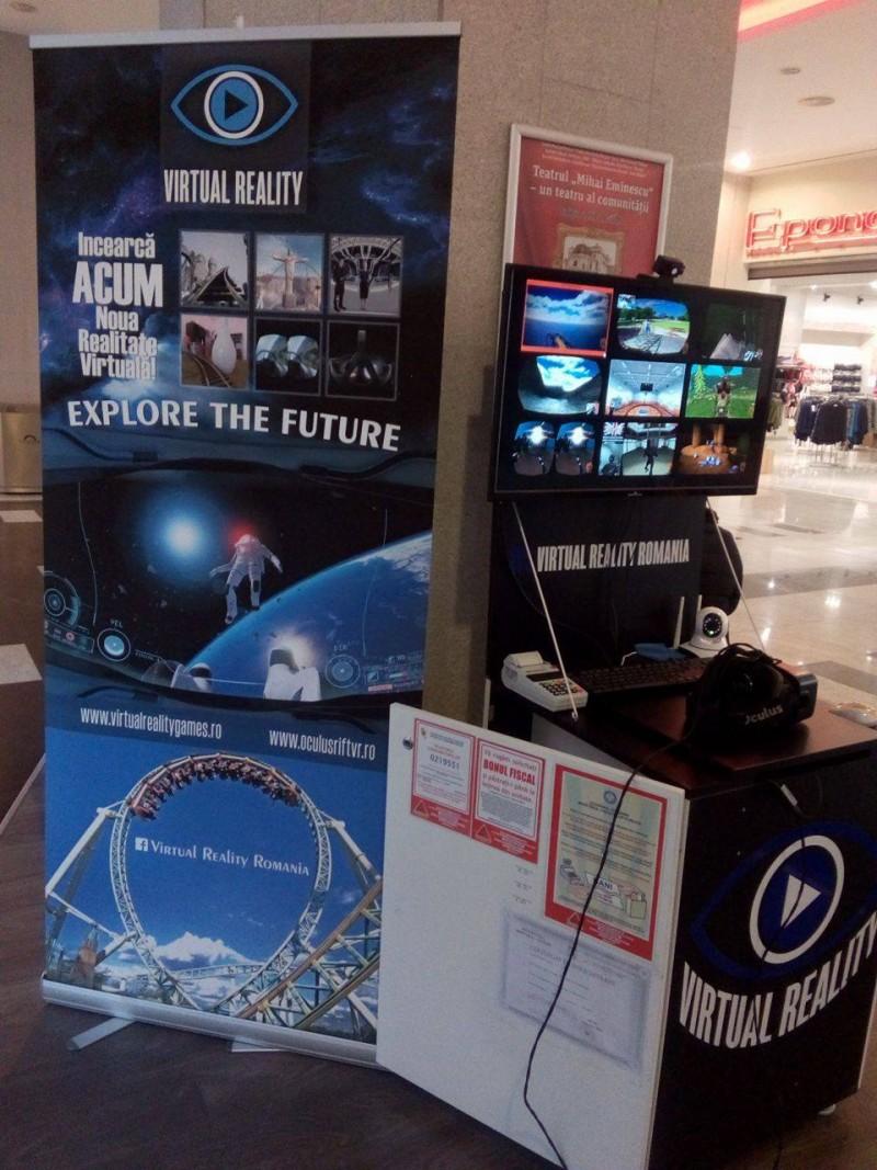 Surprize noi pentru pasionatii de adrenalina si suspans la Uvertura Mall