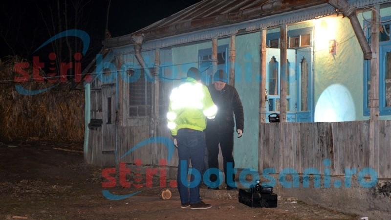 Suspectul crimei de la Socrujeni, în arest preventiv