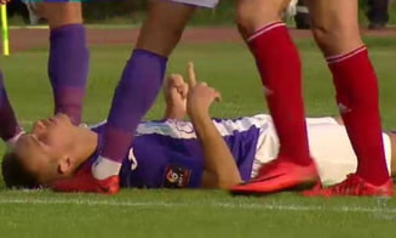 Suspendare uriasa primita de un jucator din Liga 1: 6 etape si o penalizare de 10.000 de lei!