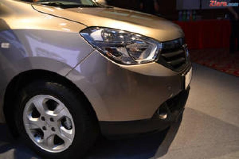 Sute de masini Dacia vandute in Romania, rechemate in service. Posibile probleme de franare