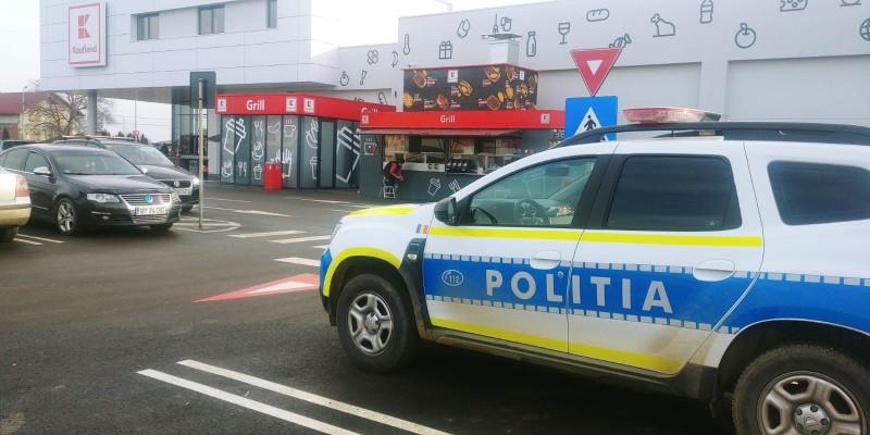 Sute de polițiști angrenați în misiuni de ordine