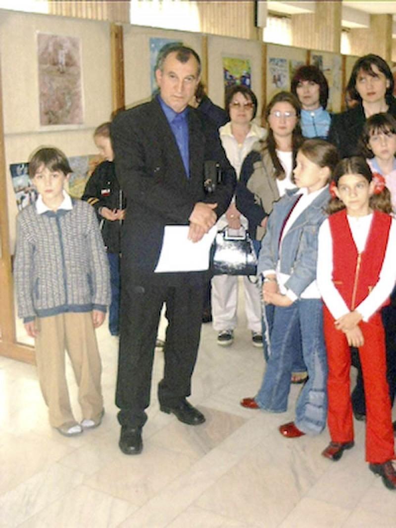 Tabără de creație la Agafton, organizată pentru liceeni din Moldova și Ucraina!
