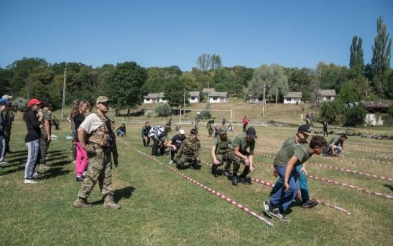 Tabăra militară de la Agafton nu mai este finanțată de MTS