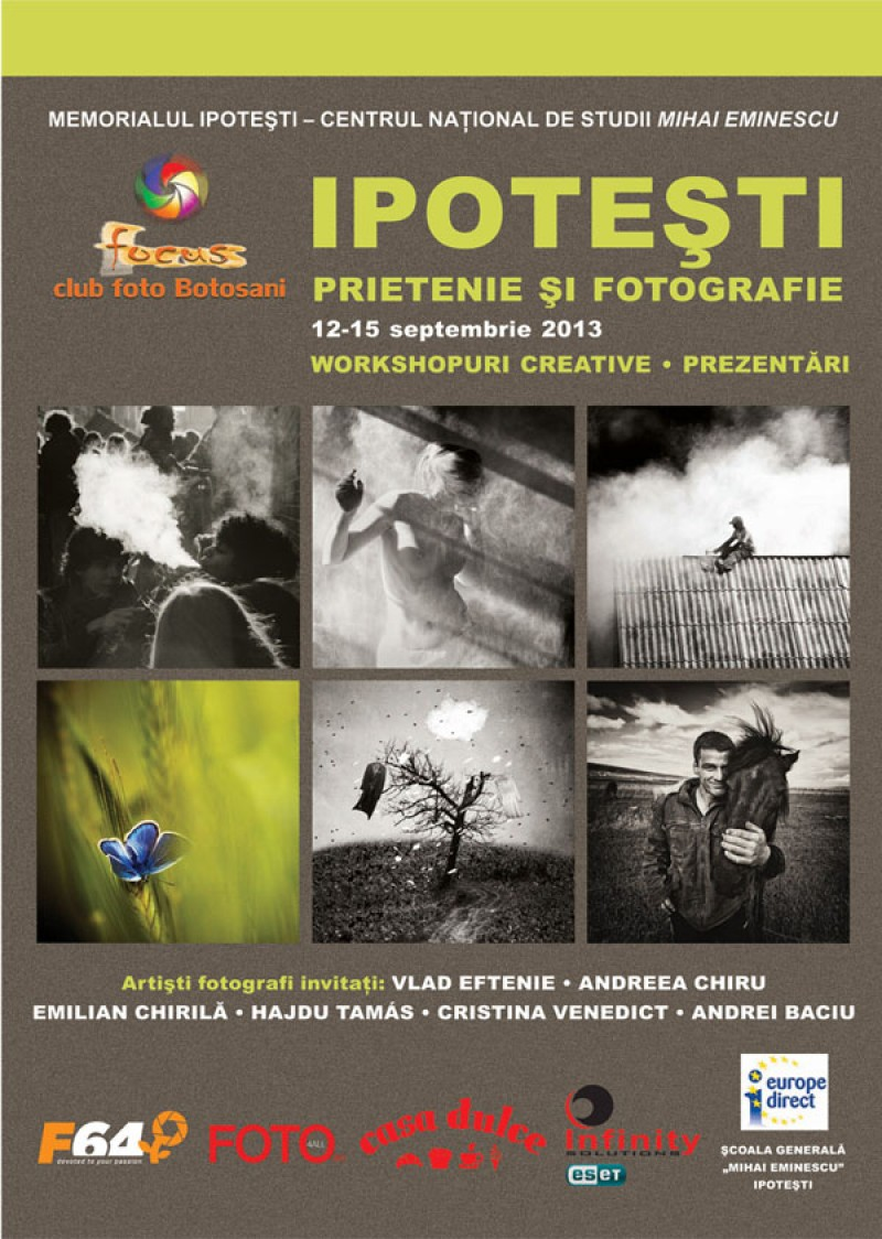 """Tabăra Naţională de Artă Fotografică """"Prietenie şi Fotografie"""" 2013"""