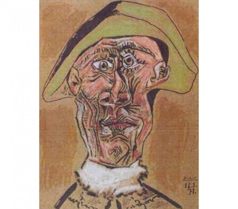 """Tabloul de Picasso """"găsit"""" la Tulcea, o farsă unor a unor producători de teatru belgieni!"""