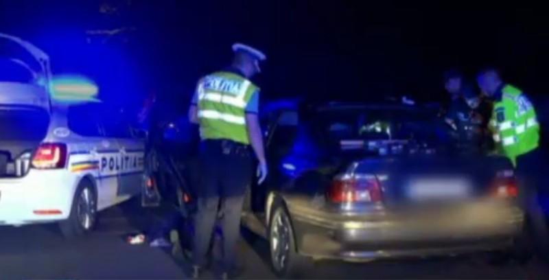 Tânăr depistat conducând cu permisul suspendat