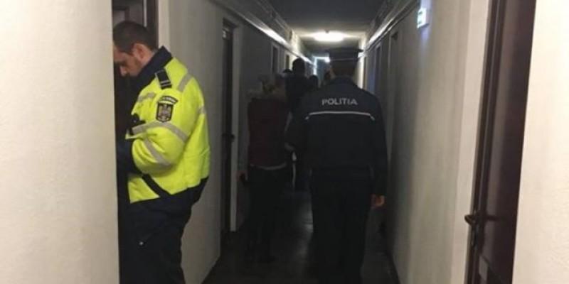 Tânăr din Botoșani, amendat după o razie în căminele studențești din Iași!