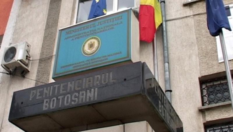 Tânăr escortat spre închisoarea din Botoșani, pentru abateri penale în trafic