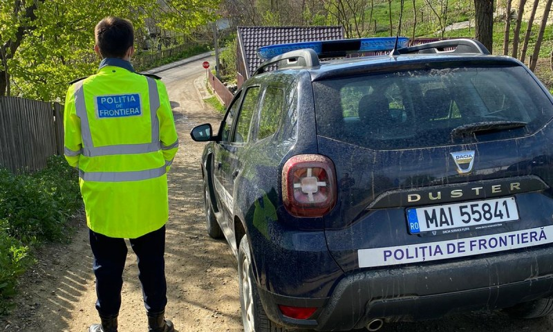 Tânăr prins conducând fără permis, în Darabani