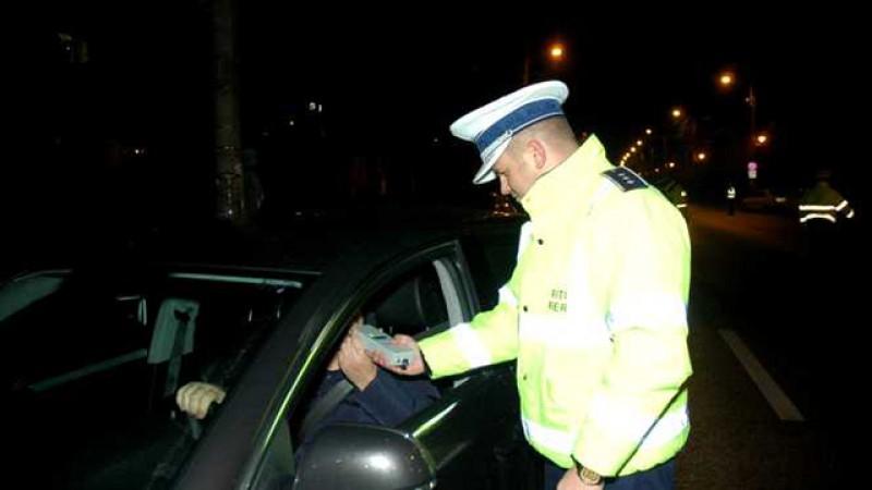 Tânăr și neliniștit: lăsat fără permis după ce a fost prins băut la volan prin Corni