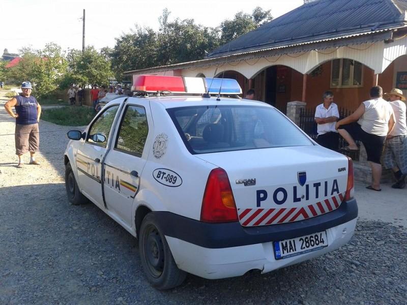 Tânăr trimis în judecată după ce a pus în pericol un poliţist!