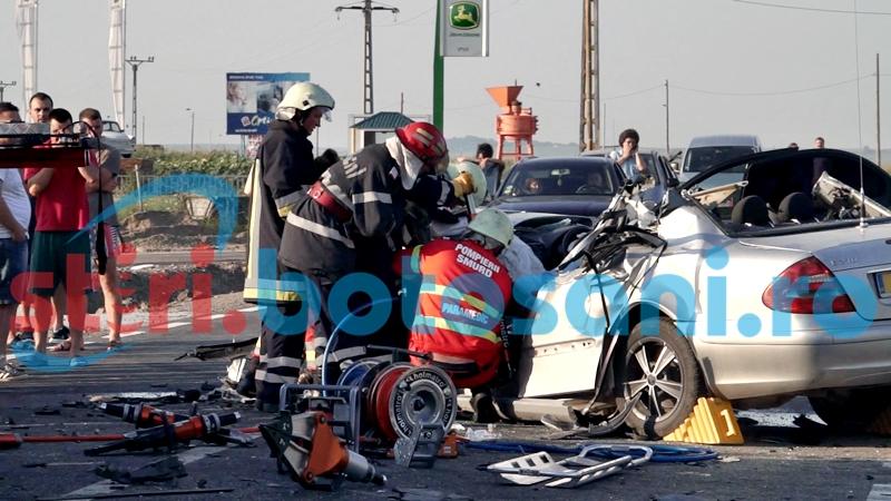 Tânăra care a provocat un accident în care soţul ei, din Dorohoi, a murit, a fost ARESTATA de procurorii DIICOT! VIDEO