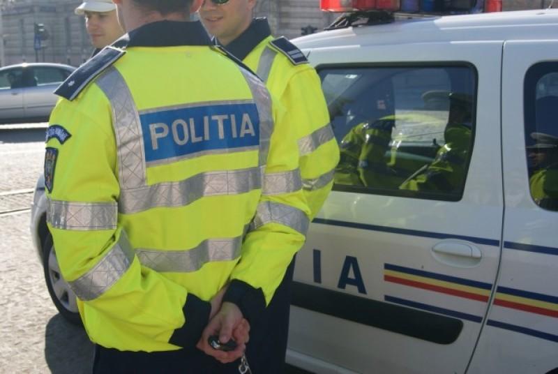 Tânără din Botoşani amendată pentru traversare neregulamentară