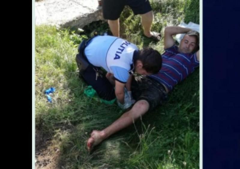 Tânărul care a lovit o polițistă, reținut 24 de ore. Reacție a Sindicatului Europol