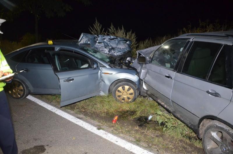 Tânărul grav rănit în accidentul din Bajura, transferat în comă la Iași