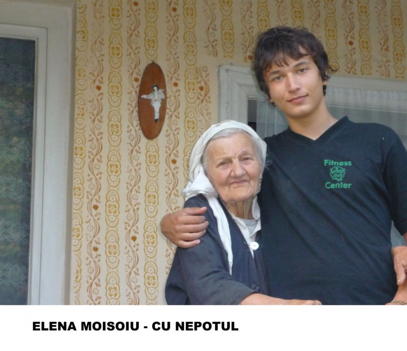 """Tanti Elena Moisoiu: """"bătrâna"""" lui Petre Ţuţea, pentru care Dumnezeu a construit un liceu și o biserică!"""