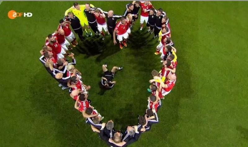 Ţara Galilor scrie istorie la EURO 2016! S-a calificat in semifinale, dupa 3-1 cu Belgia!