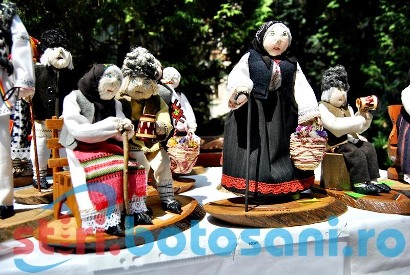 Târg al meșterilor populari pe Pietonalul Unirii, în acest weekend