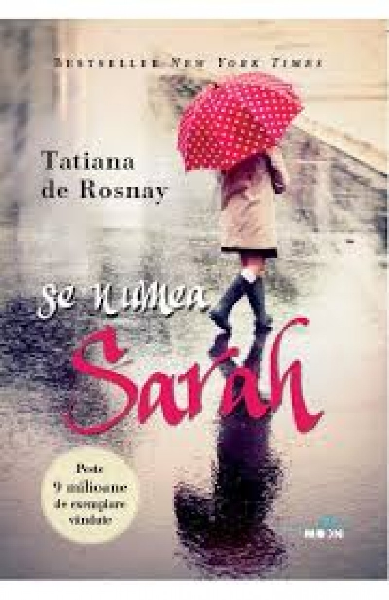 Tatiana de Rosnay - SE NUMEA SARAH