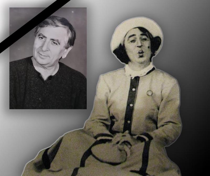 Teatrul botoșănean în DOLIU: Un mare actor a trecut în veșnicie!