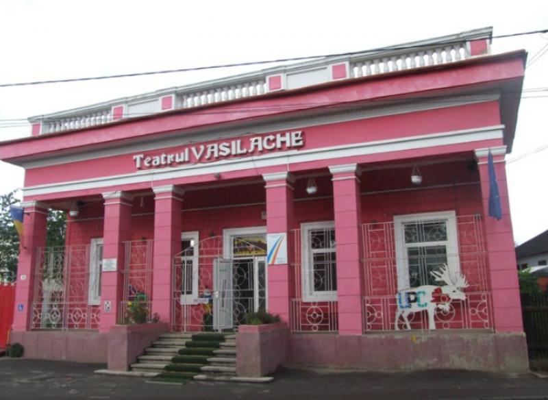 """Teatrul """"Vasilache"""" își suspendă activitatea până pe 16 aprilie"""