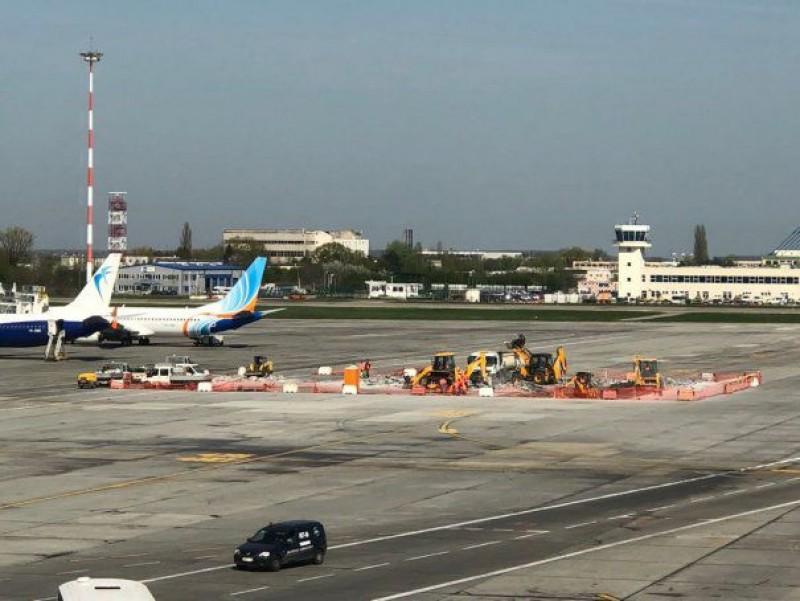 Tehnic Asist, aproape de a finaliza un contract de aproape 6 milioane de euro: Pistele aeroportului Henri Coandă vor funcționa, fără restricții, la sfârșitul lunii iunie!