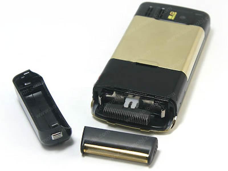Telefonul inteligent cu obraz subtire se tine: Chinezii iti ofera telefonul cu care te poti (si) barbieri!