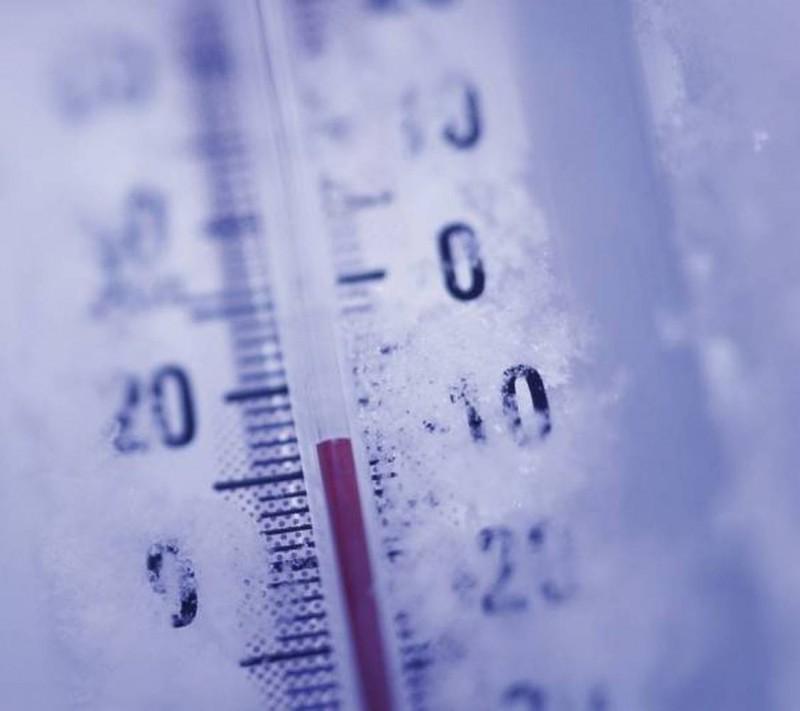 Temperaturi cu minus, la Botoşani! Câte grade s-au înregistrat luni dimineaţă!