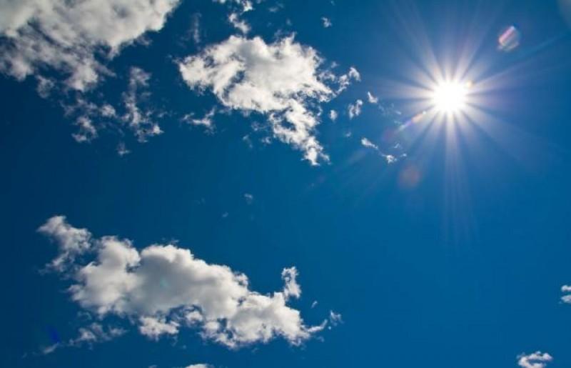Temperaturi de primăvară până la jumătatea lunii ianuarie!