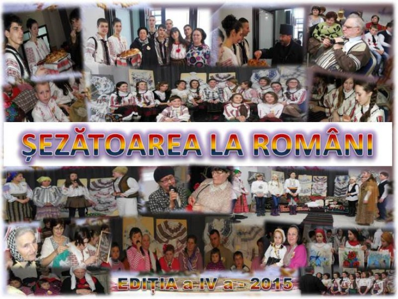 Tezaur de istorie, cultură, tradiții și viață spirituală din lumea satului de odinioară la ȘEZĂTOAREA LA ROMÂNI – ediția a IV-a