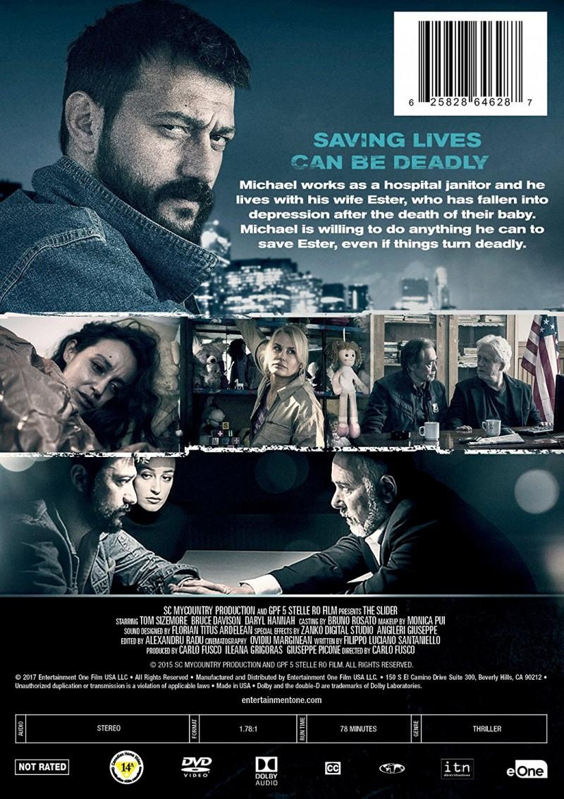THE SLIDER, un film cu Ieva Lykos, despre suferința care încătușează! FOTO, VIDEO