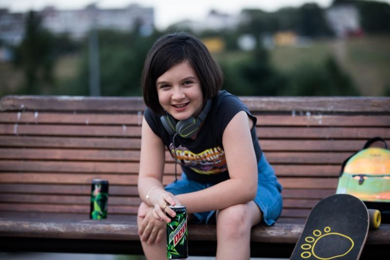Tiana Gireadă Dodiță, micuța artistă din Botoșani cu o personalitate muzicală puternică și originală
