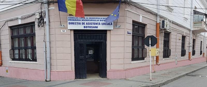 Tichetele sociale destinate pensionarilor vor putea fi ridicate de la sediul Direcției de Asistență Socială (DAS) Botoșani
