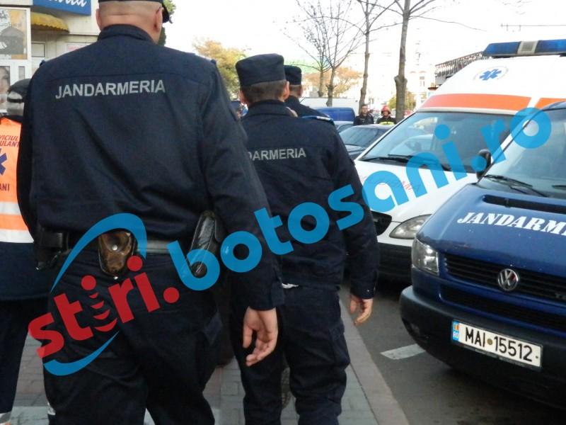 Ţigări confiscate în Piaţa Centrală de către jandarmii botoşăneni