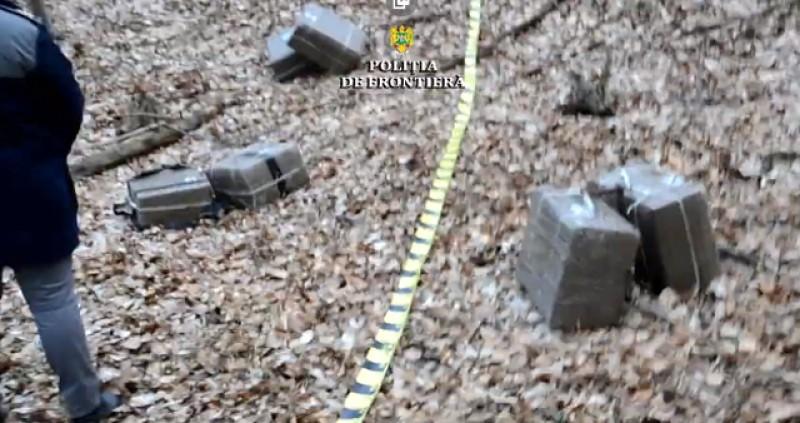 Ţigări de peste 51.000 lei confiscate la frontiera de est de la Oroftiana