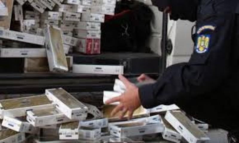 Timișorean cercetat pentru contrabandă, reținut de poliţiştii botoșăneni!
