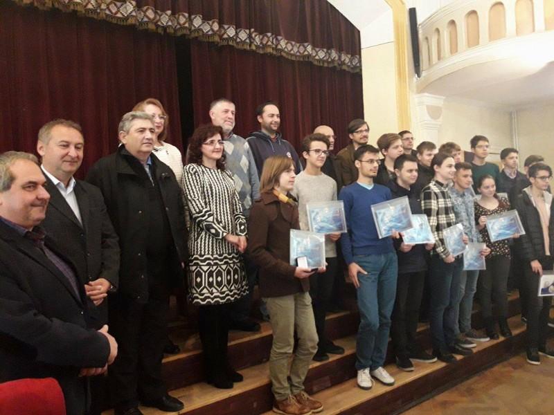 "Tinerii matematicieni s-au întrecut la Colegiul ""Laurian""! FOTO"