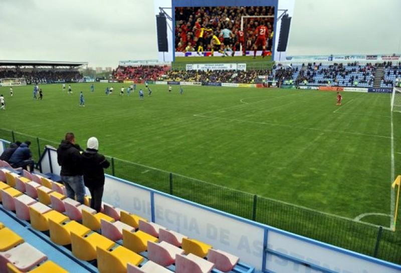 TNR: Ca să atragă suporterii, pe stadioanele din Liga I se vor pune ecrane cu meciuri din alte campionate!